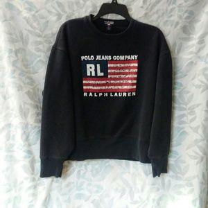90's vintage polo Ralph Lauren sweatshirt